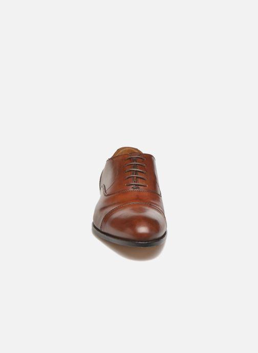 Chaussures à lacets Marvin&Co Nympsfield Marron vue portées chaussures