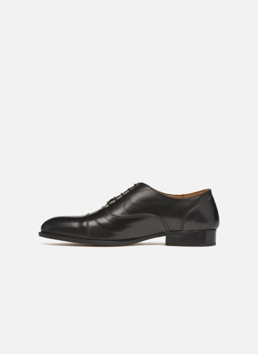 Lace-up shoes Marvin&co Nympsfield Black front view