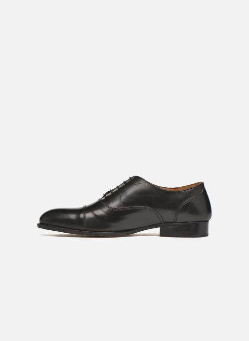 Zapatos con cordones Marvin&Co Nympsfield Negro vista de frente