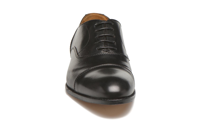 Zapatos con cordones Marvin&Co Nympsfield Negro vista del modelo