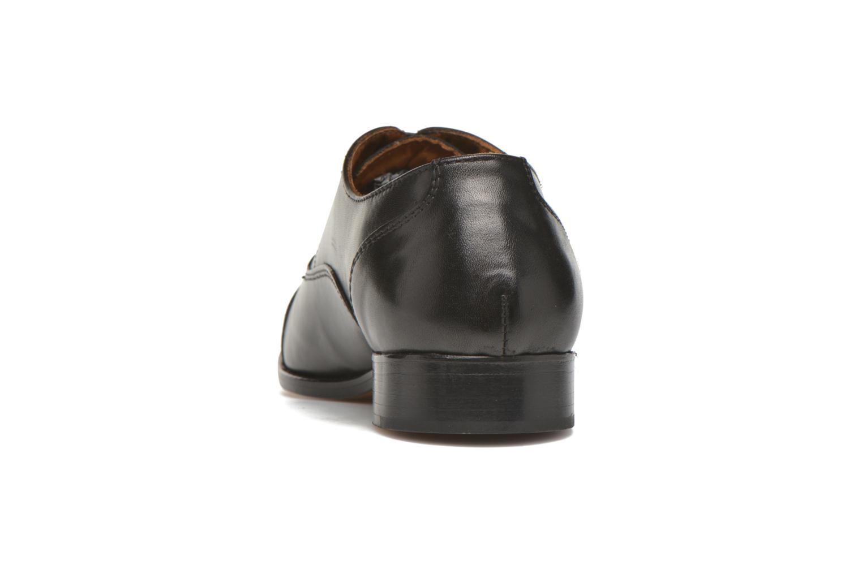 Zapatos con cordones Marvin&Co Nympsfield Negro vista lateral derecha
