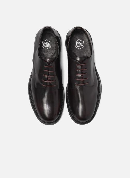 Lace-up shoes Mr SARENZA Nobil Burgundy model view