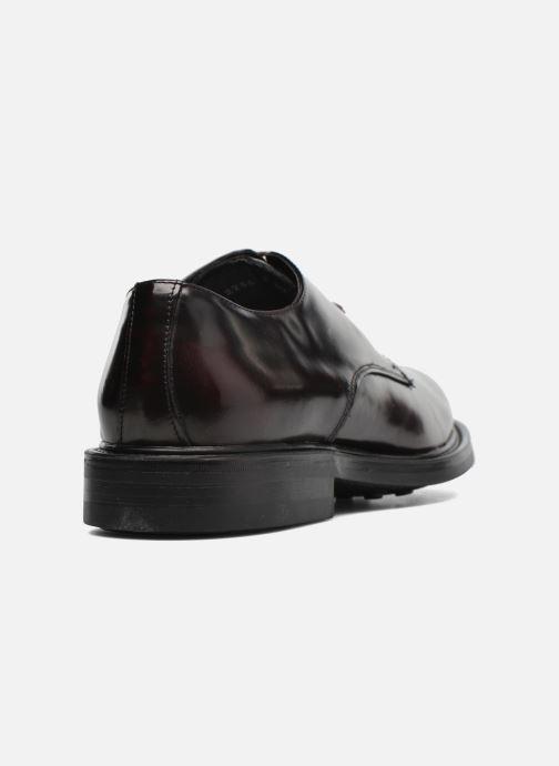 Lace-up shoes Mr SARENZA Nobil Burgundy front view