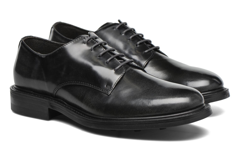 Lace-up shoes Mr SARENZA Nobil Grey back view