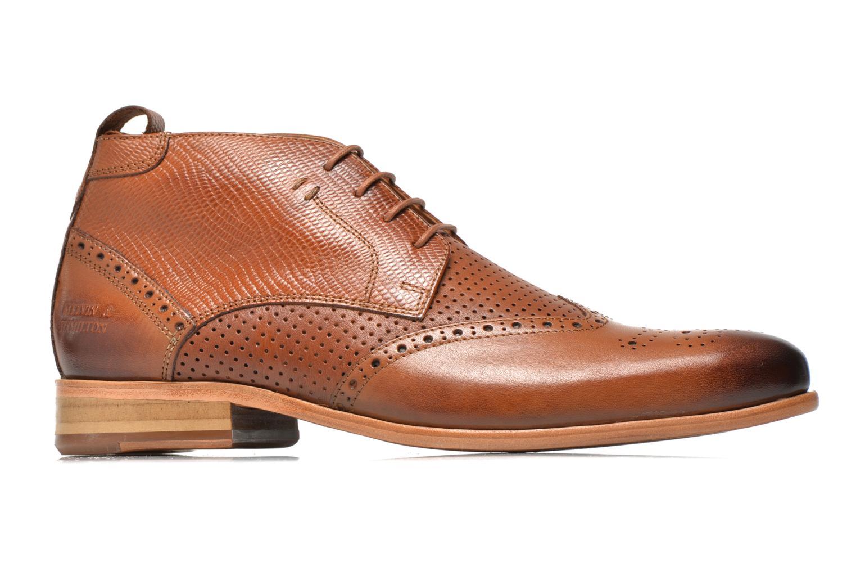 Chaussures à lacets Melvin & Hamilton Erol 10 Marron vue derrière