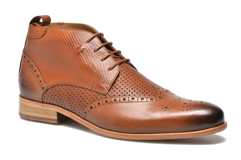 Chaussures à lacets Melvin & Hamilton Erol 10 Marron vue détail/paire