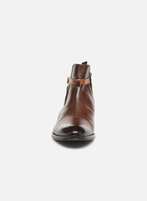 Bottines et boots Melvin & Hamilton Kane 1 Marron vue portées chaussures