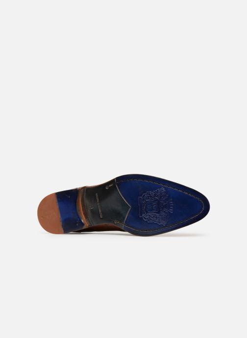 Zapatos con cordones Melvin & Hamilton Kane 5 Marrón vista de arriba