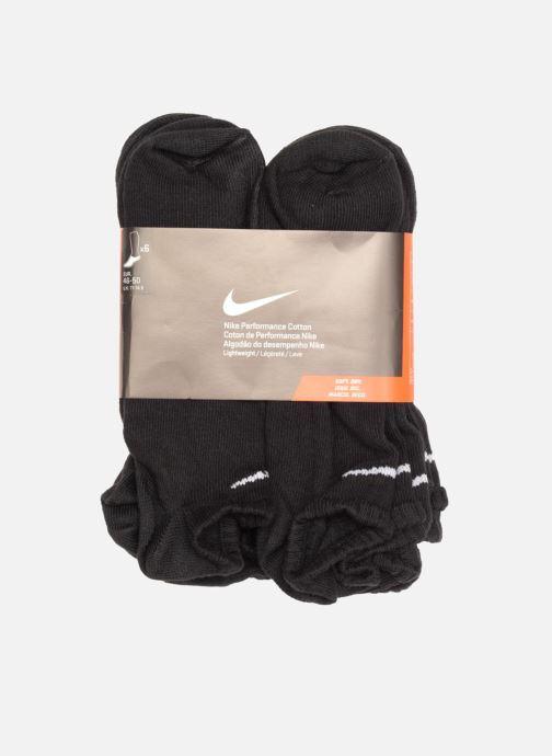 Sokken en panty's Nike PERF LTWT NS 6PR Zwart achterkant