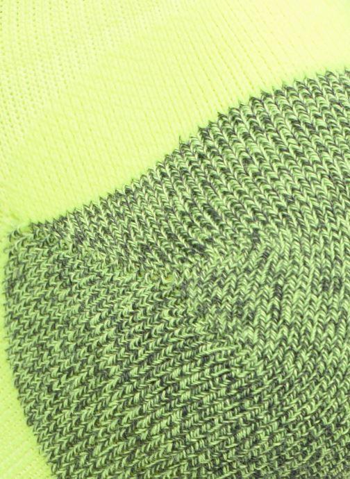 Socken & Strumpfhosen Nike Nike Elite Cushioned No-Show Tab Running Sock gelb ansicht von vorne