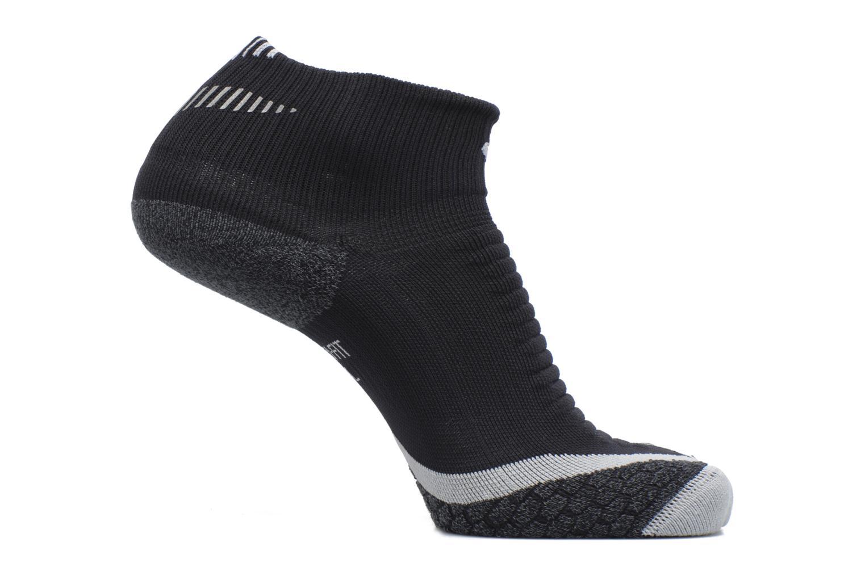 Chaussettes et collants Nike Nike Elite Cushion Quarter Running Sock Noir vue détail/paire