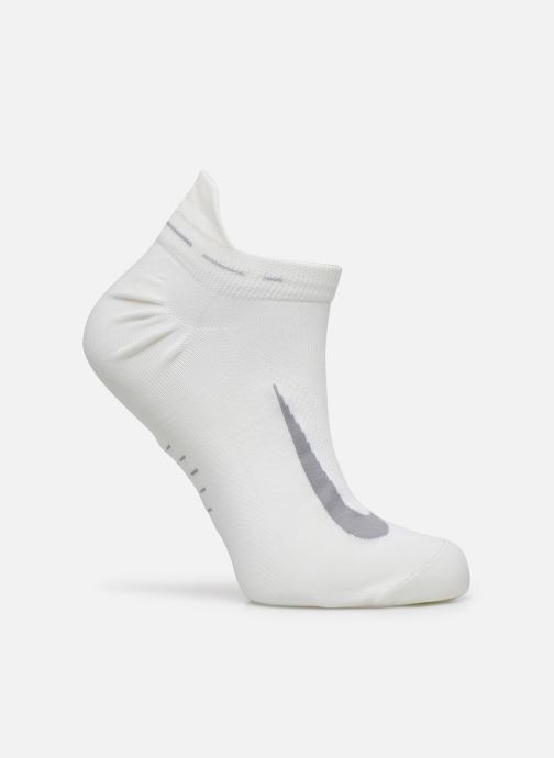 Chaussettes et collants Nike Nike Elite Lightweight No-Show Tab Running Sock Blanc vue détail/paire