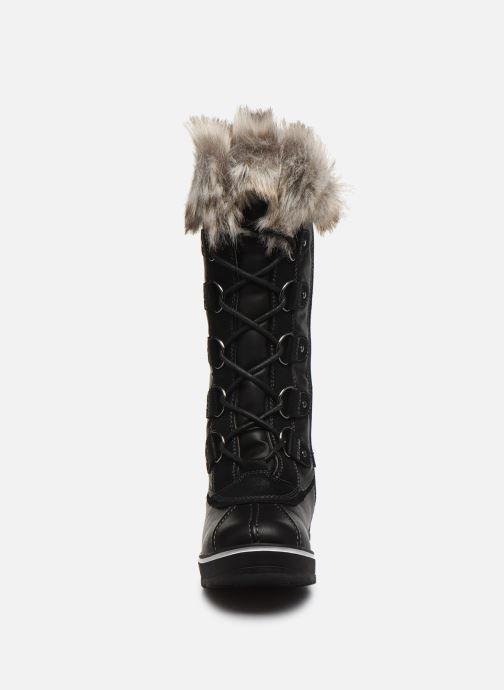 Scarpe sportive Kimberfeel Beverly Nero modello indossato