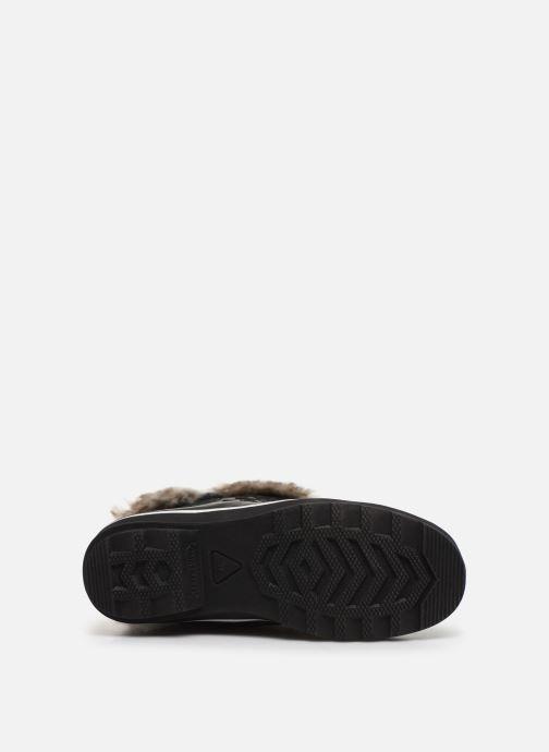 Zapatillas de deporte Kimberfeel Beverly Negro vista de arriba