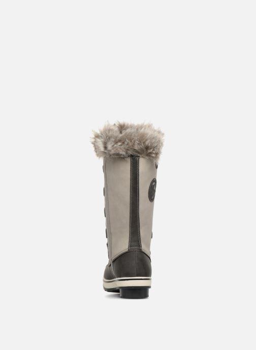 Chaussures de sport Kimberfeel Beverly Gris vue droite