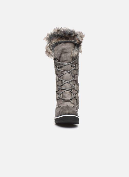 Zapatillas de deporte Kimberfeel Beverly Gris vista del modelo