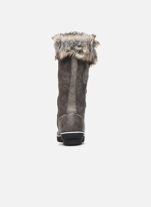 Zapatillas de deporte Kimberfeel Beverly Gris vista lateral derecha