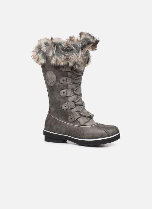 Chaussures de sport Kimberfeel Beverly Gris vue détail/paire