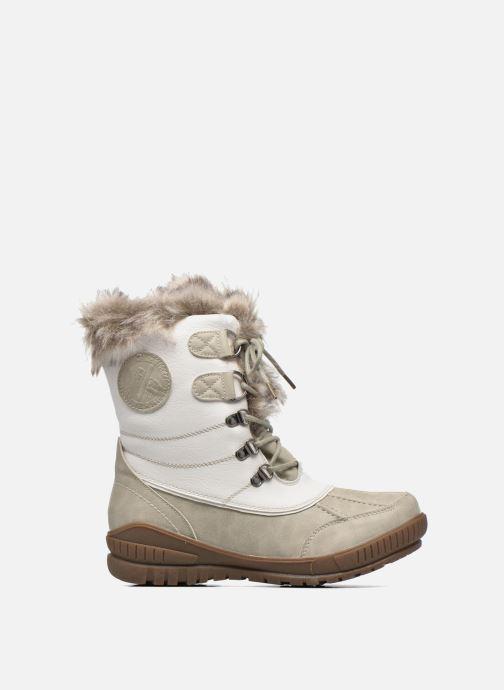 Sport shoes Kimberfeel Delmos White back view