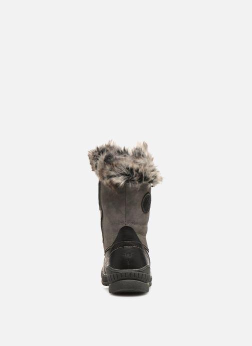 Chaussures de sport Kimberfeel Delmos Gris vue droite