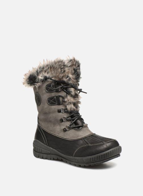 Chaussures de sport Kimberfeel Delmos Gris vue détail/paire