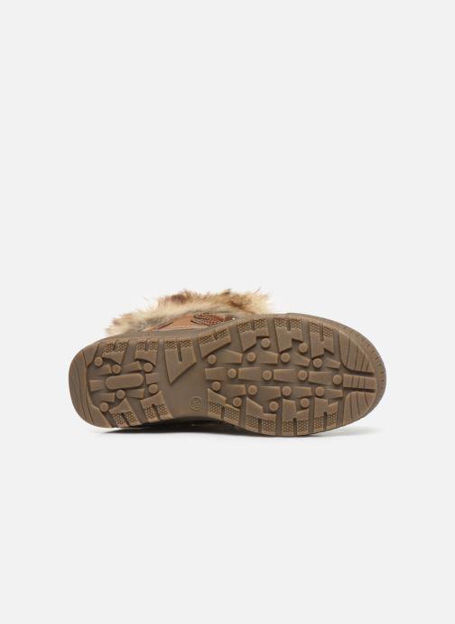 Chaussures de sport Kimberfeel Delmos Marron vue haut