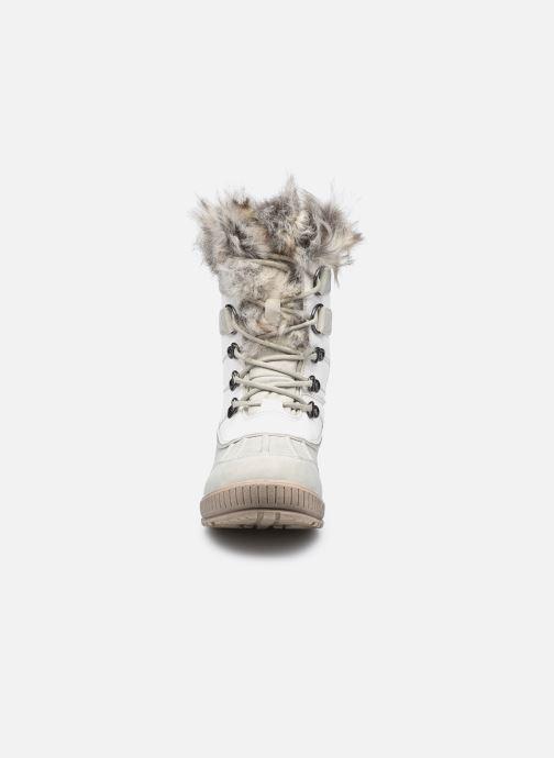 Sportssko Kimberfeel Delmos Hvid se skoene på