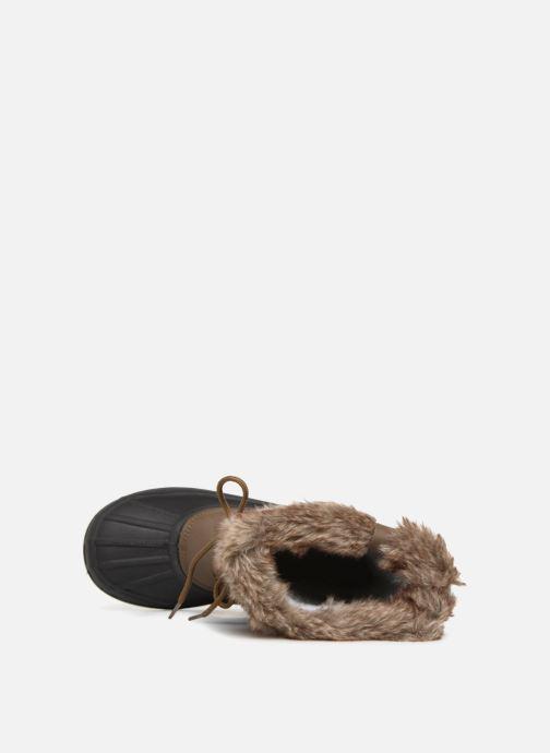 Chaussures de sport Kimberfeel Oceane Marron vue gauche