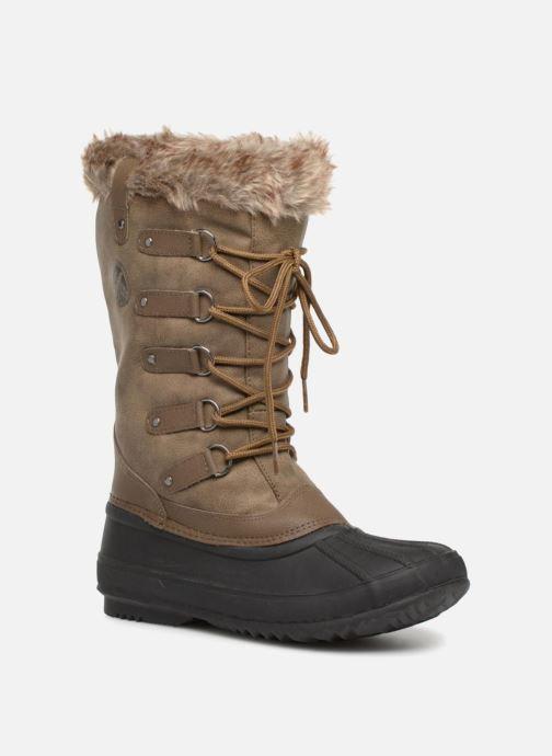 Chaussures de sport Kimberfeel Oceane Marron vue détail/paire