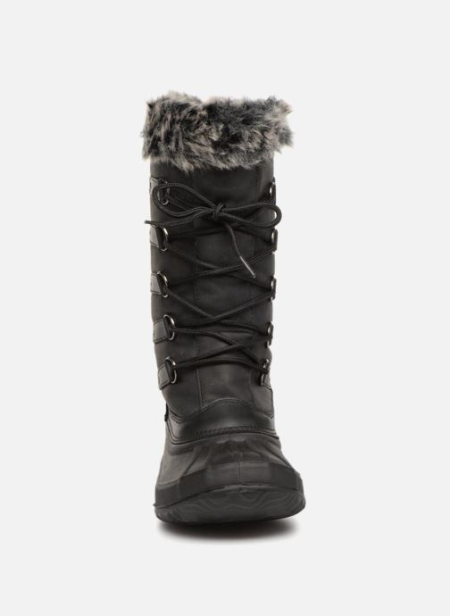 Chaussures de sport Kimberfeel Oceane Noir vue portées chaussures