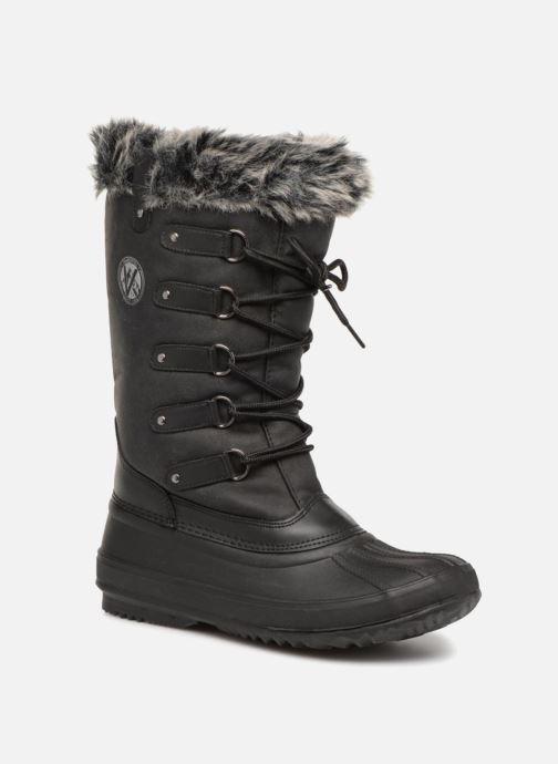 Chaussures de sport Kimberfeel Oceane Noir vue détail/paire