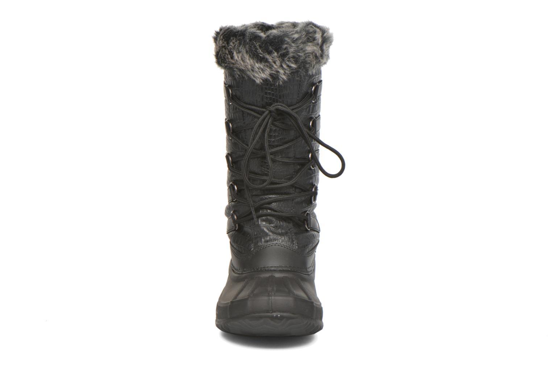 Zapatillas de deporte Kimberfeel Oceane Negro vista del modelo