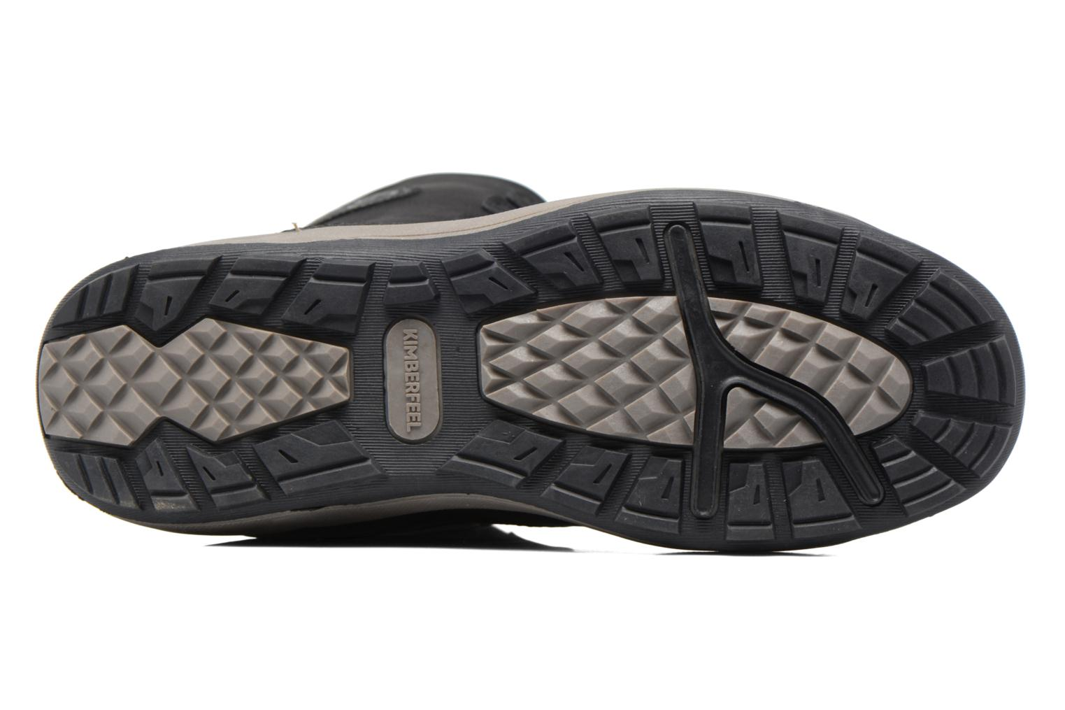 Sport shoes Kimberfeel Loris Black view from above