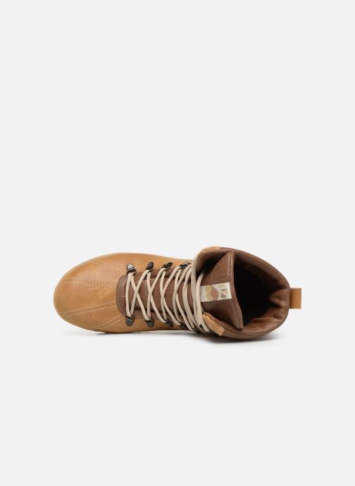 Chaussures de sport Kimberfeel Helsinki Beige vue gauche