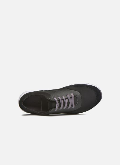 Sneaker Lacoste Joggeur Lace 416 1 schwarz ansicht von links