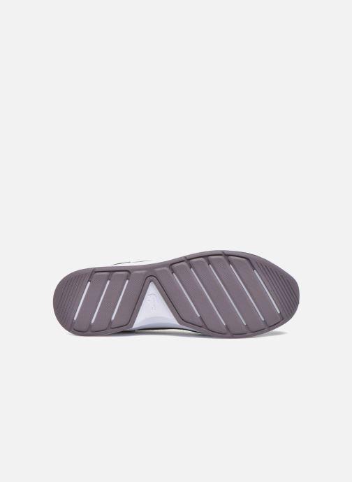 Sneaker Lacoste Joggeur Lace 416 1 schwarz ansicht von oben