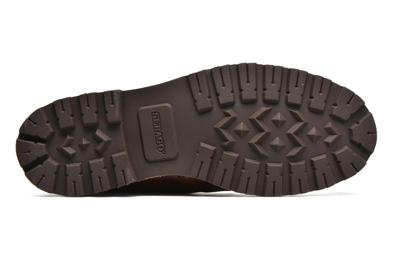 Boots en enkellaarsjes Sebago Vershire Chukka Bruin boven
