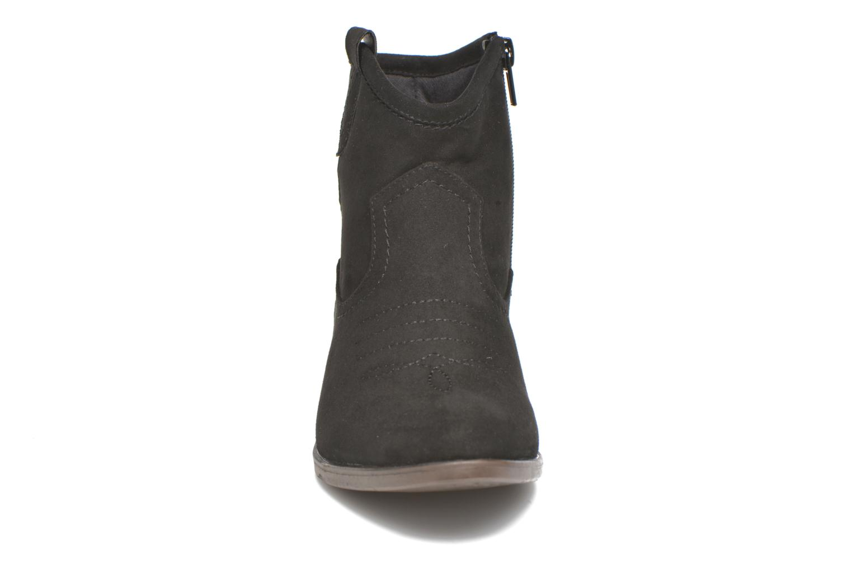 Botines  I Love Shoes THOVE Negro vista del modelo