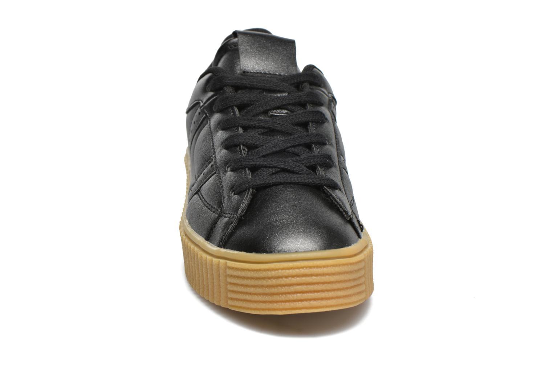 Deportivas I Love Shoes THAMI Negro vista del modelo