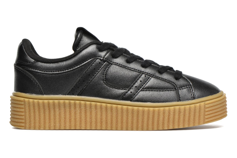 Deportivas I Love Shoes THAMI Negro vistra trasera