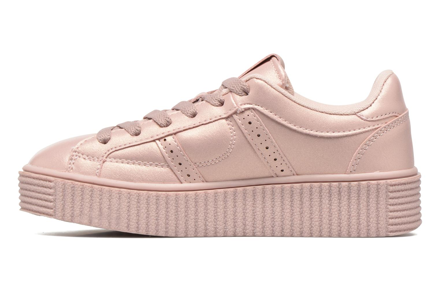 Sneakers I Love Shoes THAMI Rosa immagine frontale