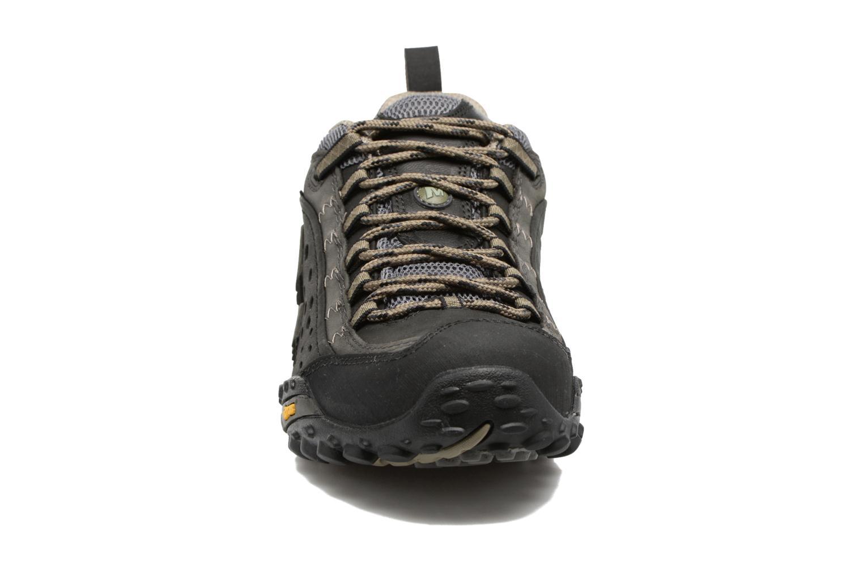 Chaussures de sport Merrell Intercept Gris vue portées chaussures