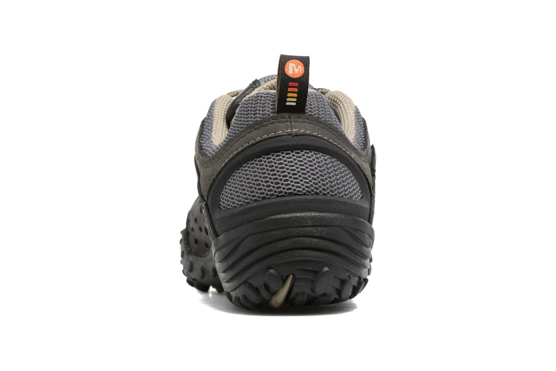 Chaussures de sport Merrell Intercept Gris vue droite