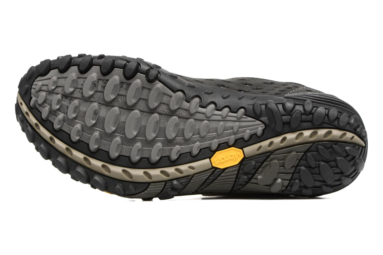Chaussures de sport Merrell Intercept Gris vue haut