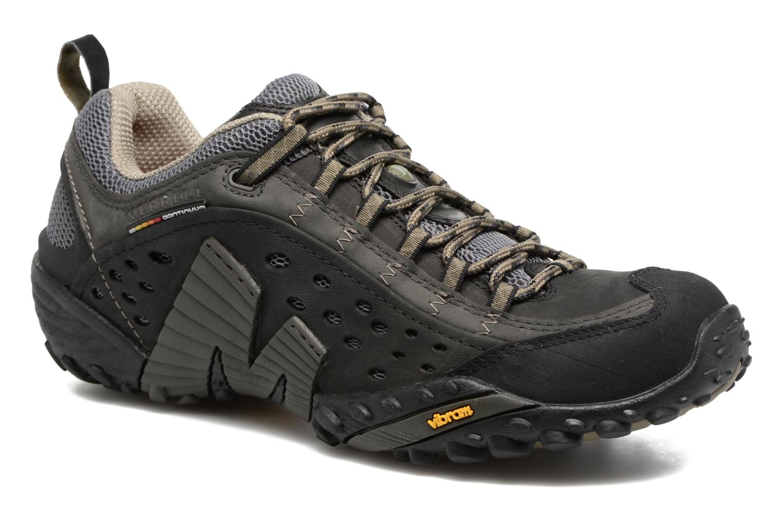 Chaussures de sport Merrell Intercept Gris vue détail/paire