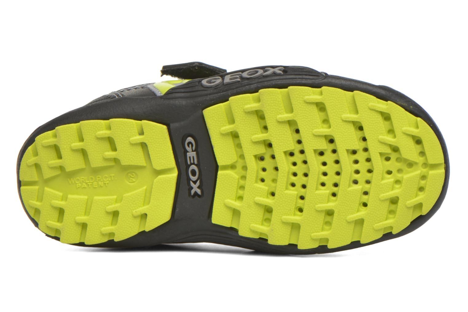 Sneakers Geox Baby Savage B5424A Zwart boven