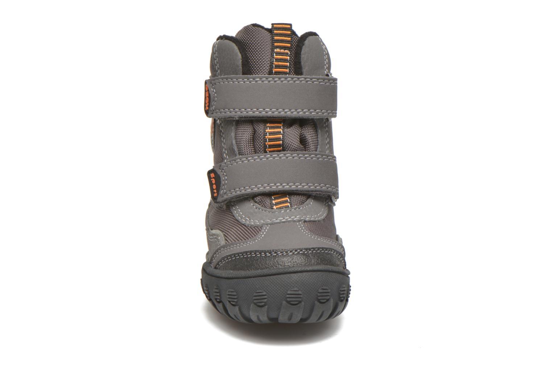 Boots en enkellaarsjes Geox B Gulp B Boy ABX B4402D Grijs model