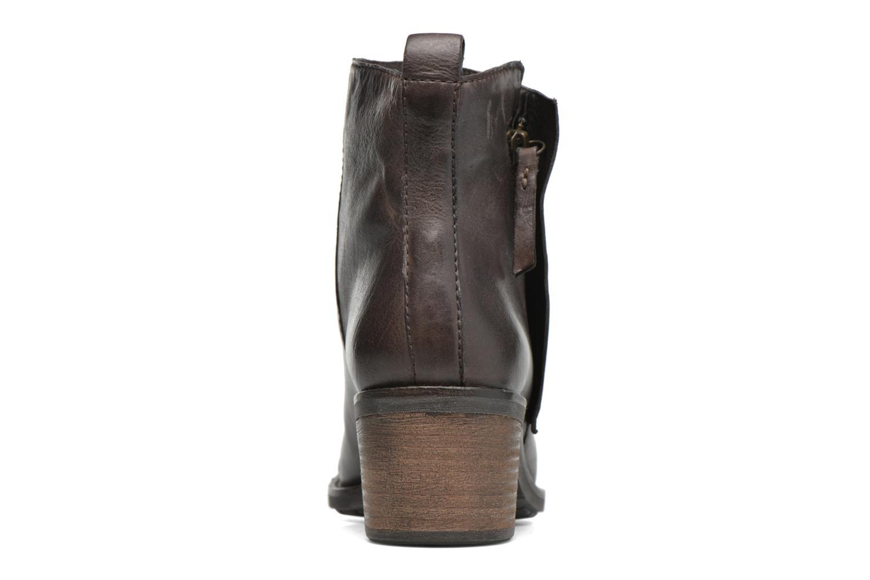 Bottines et boots Geox D Kleoo D54N4D Marron vue droite