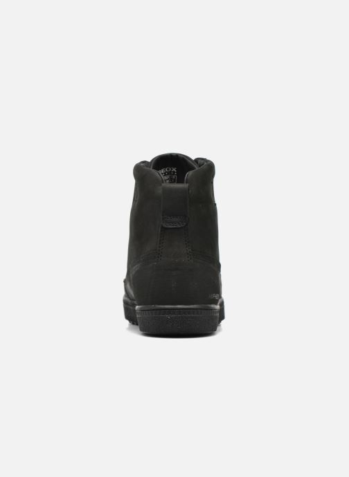 Boots Geox B Abx Bottines Et D44z4b Black D Amaranth 9IDWEH2