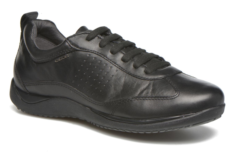 Sneakers Geox U Xand Travel U54Y2B Grijs detail